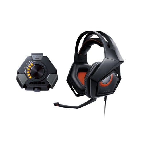 ASUS STRIX DSP gaming headset + dárek Echelon gaming pad za 1 CZK/0,05
