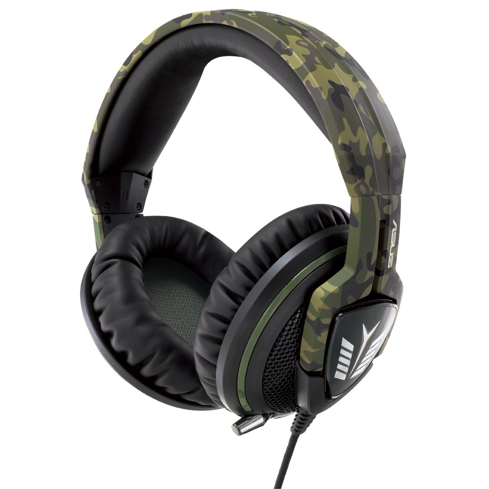 ASUS Echelon Forest gaming headset + dárek Echelon gaming pad za 1 CZK
