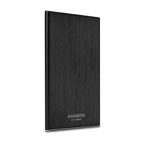 "AXAGON USB3.0 - SATA 6G 2.5"" 7mm SLIM box BLACK"
