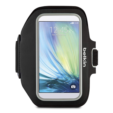 BELKIN Sport-Fit Plus Armband pro Galaxy S6 - Blacktop