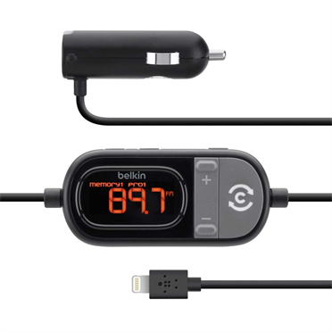 BELKIN TuneCast® Auto LIVE Hands-Free for iPhone