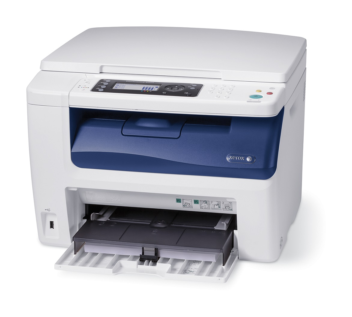 Xerox WorkCentre 6025BI, Color MFP, USB, Wi-fi