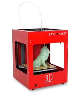 3D Factories EasyMaker červená 0,3 mm