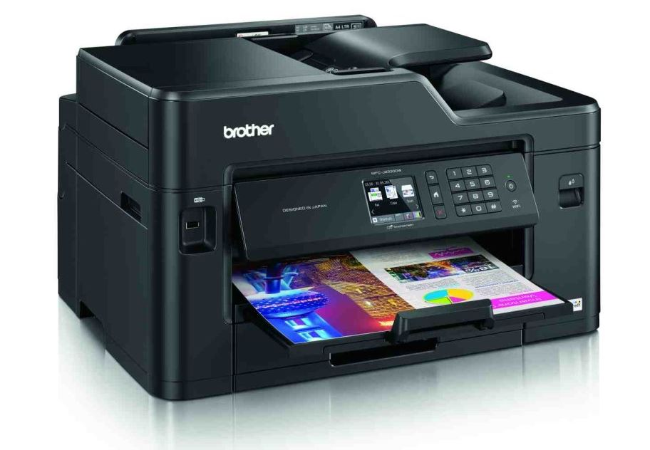 Brother MFC-J2330DW A3 print, 22ppm, duplex