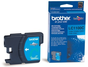 Brother LC-1100C - inkoust cyan