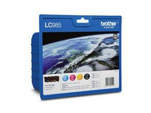Brother LC-985 multipack (C,M,Y,K)