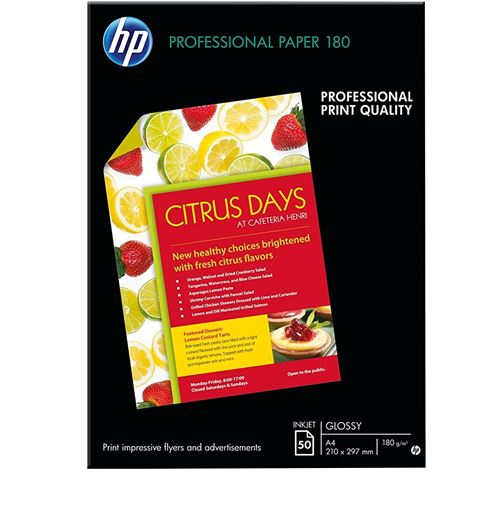 HP Professional Brochure and Flyer - doprodej