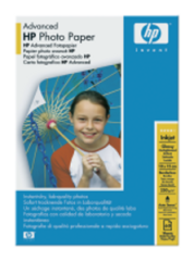 HP Advanced Photo Paper,lesk, 10 x 15cm, 60 listů