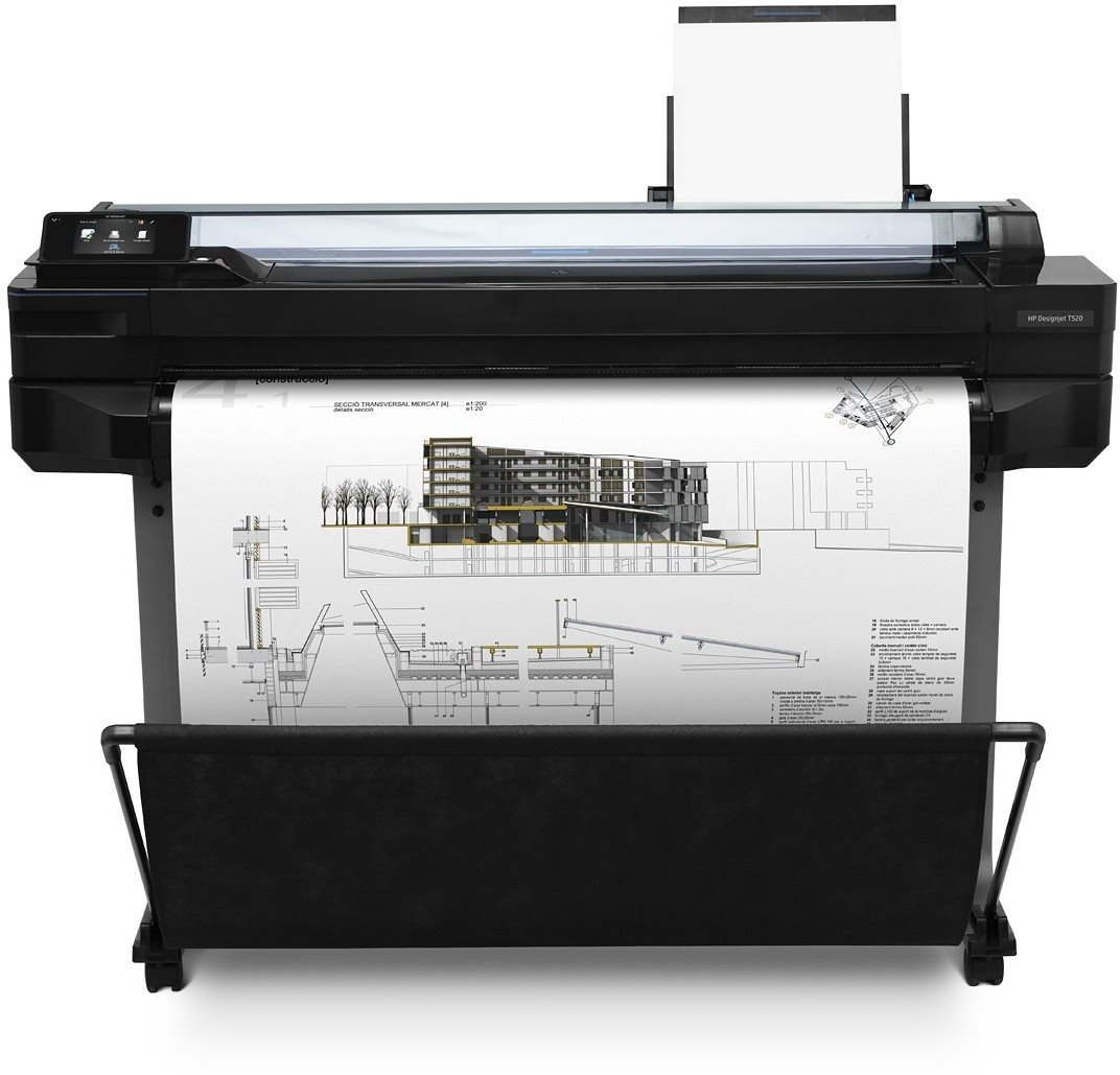 HP Designjet T520 24-in ePrinter