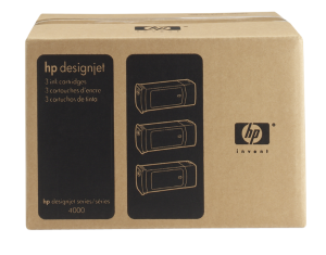 HP no 90 - žlutý 3ink multipack, C5085A