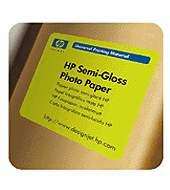HP Semi-Gloss Photo Paper - role 42""