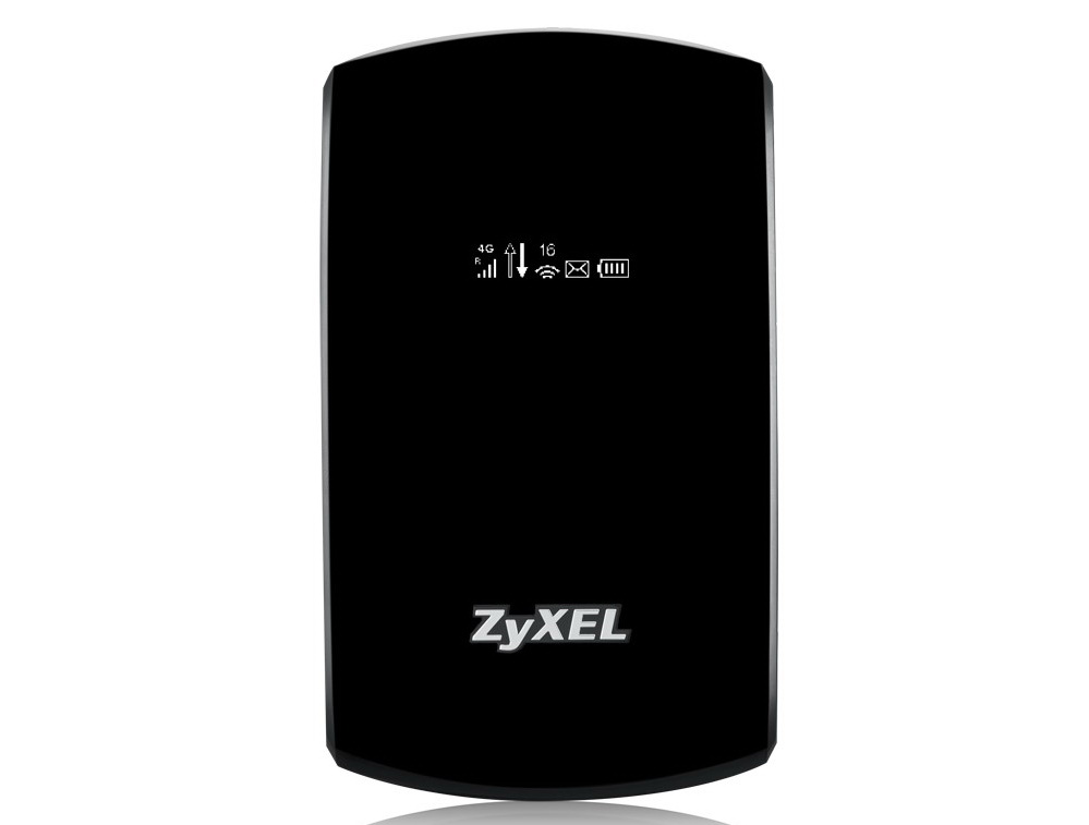 ZyXEL LTE portable AC dual band router WAH7706 v2