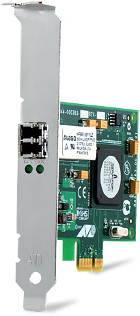 Allied Telesis PCIe 1000SX LC server NIC AT-2972SX