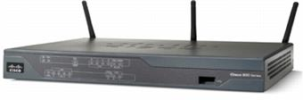 Cisco C887VA-W-E-K9, VDSL2/ADSL2+ WiFi N Router