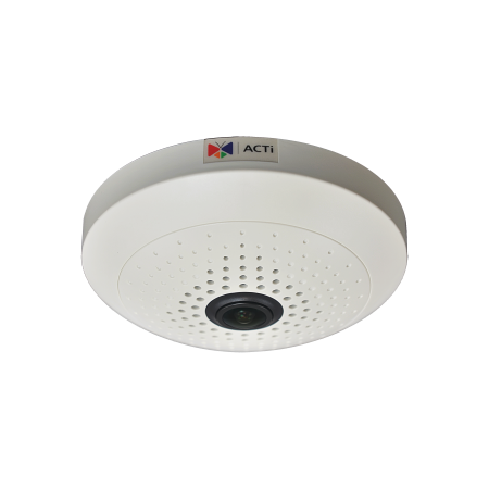 ACTi B54,FiE.Dome,5M,ID,f1.19mm,PoE/DC,WDR