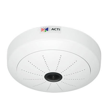 ACTi I51,Hs.Dome,5M,ID,f1.05mm,PoE/DC,WDR