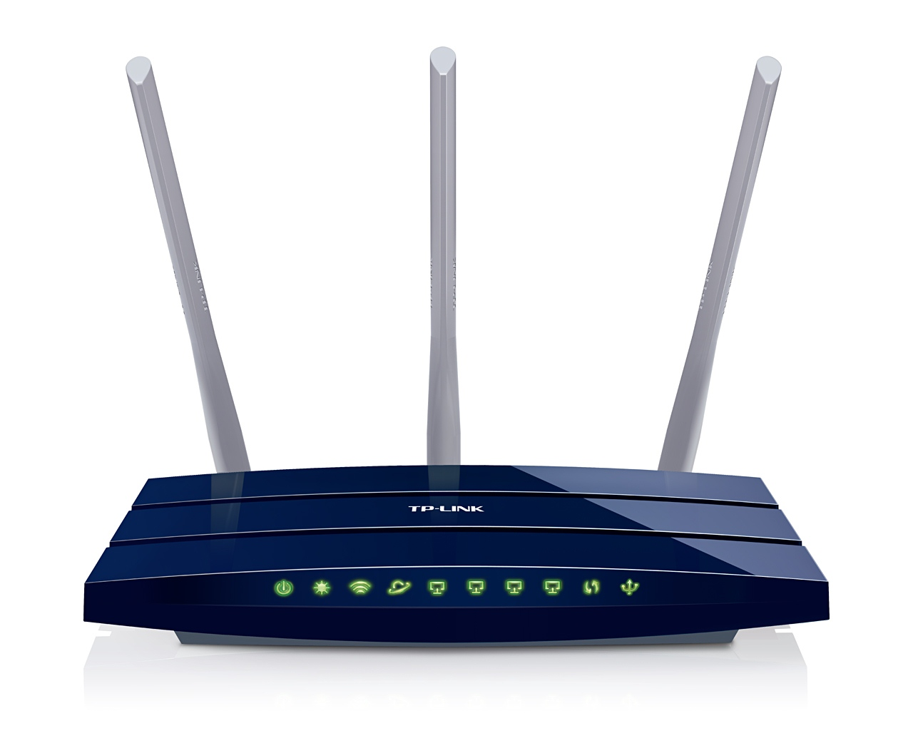 TP-Link TL-WR1043ND Ultimate Wifi N Gigabit Router