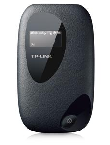 TP-Link M5350 3G Mobile WiFi with intern. 3G Modem