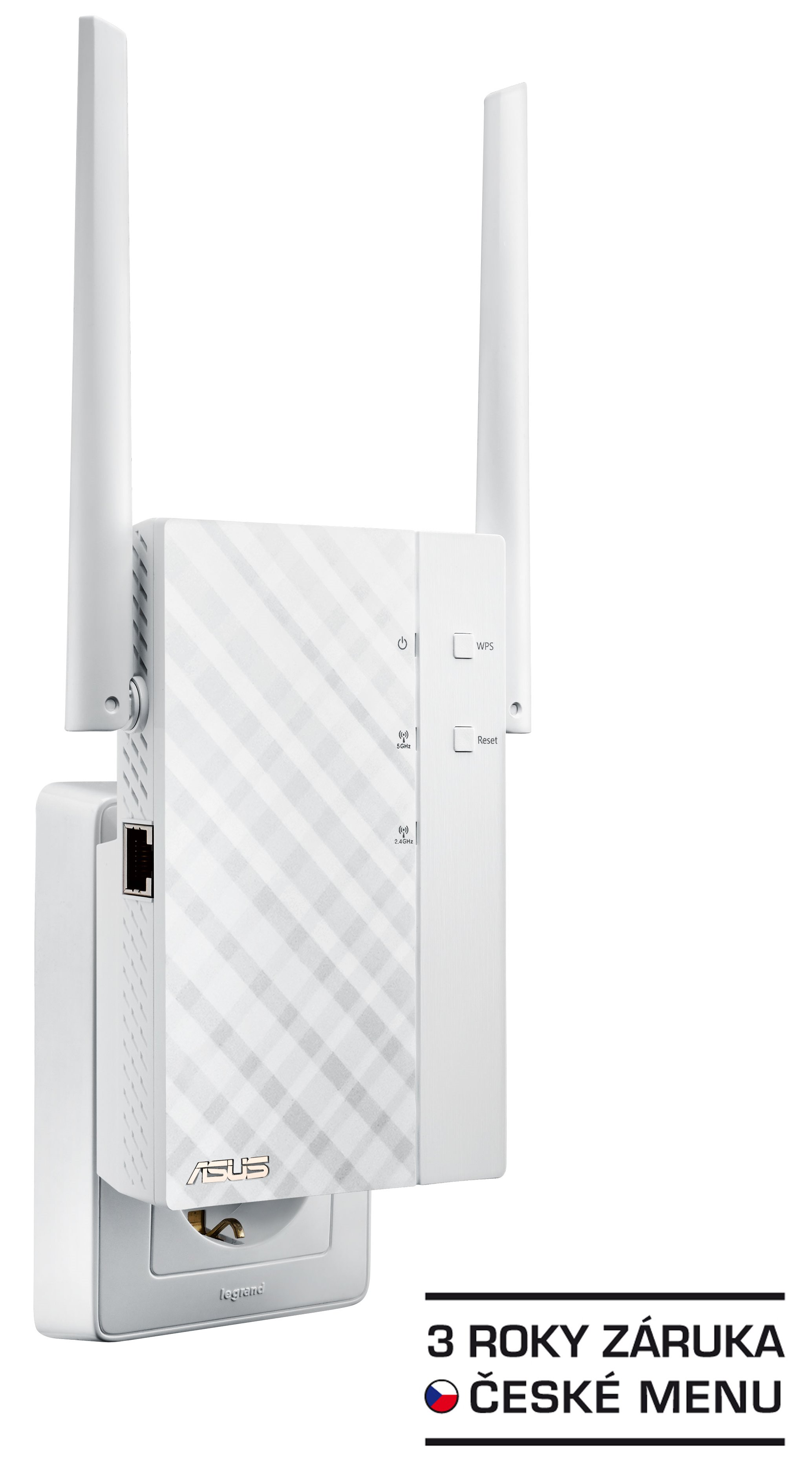 Asus RP-AC56 Dual band Extender,300Mbps