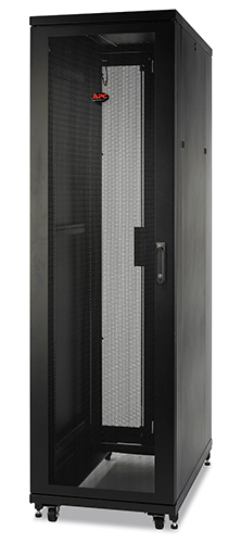 NetShelter SV 42U 600mm/1200mm Deep enclosure