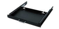 17'' Keyboard Drawer Black