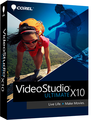 VideoStudio Pro X10 ULTIMATE Eng