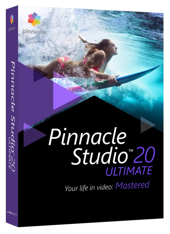 Pinnacle Studio 20 Ultimate Edu License (2-50)