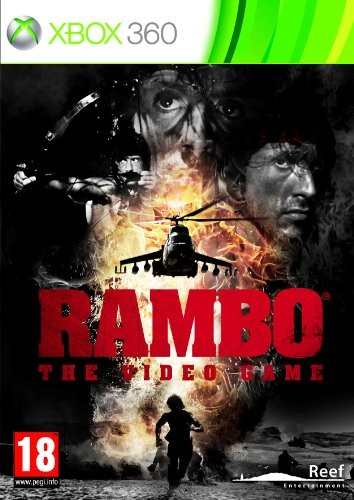 X360 - Rambo: The Video Game