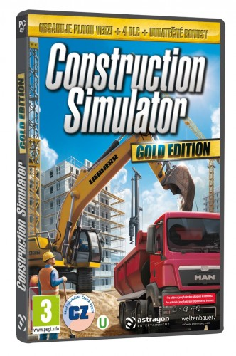 Construction Simulator 2015 GOLD Edition
