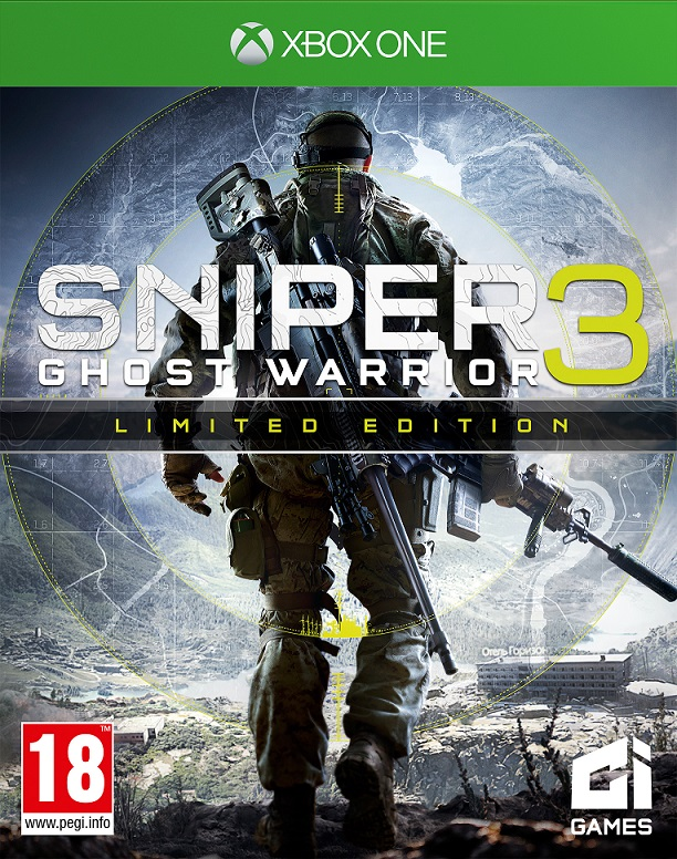 XBOX ONE - Sniper: Ghost Warrior 3 Season Pass
