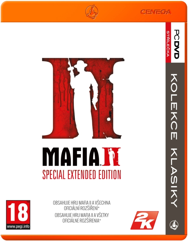 PC - PKK - MAFIA 2 SPECIAL EXTENDED EDITION