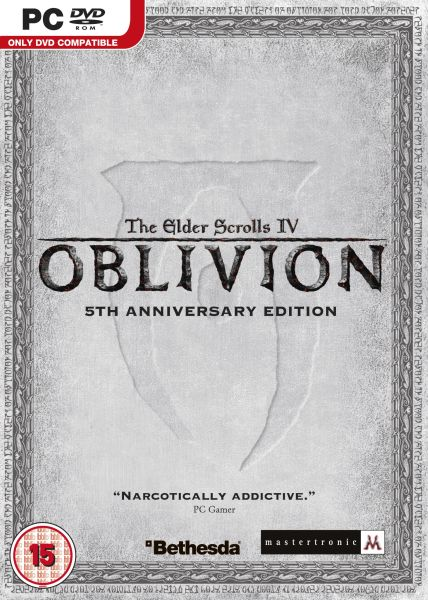 NPG: The Elder Scrolls IV: Oblivion Game of the Year Deluxe