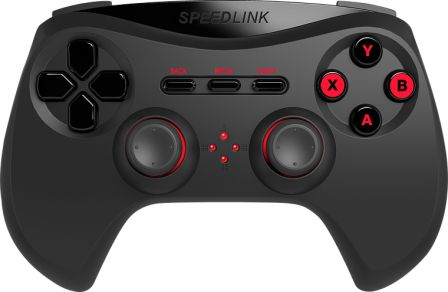 STRIKE NX Gamepad - Wireless - PC