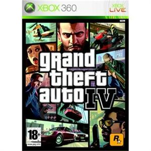 X360 - GRAND THEFT AUTO IV complet edition
