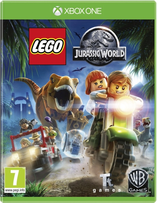 XOne - Lego Jurassic World