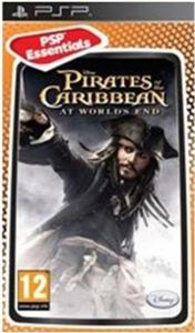 "PSP - ""Essentials"" Pirates of the Caribbean AWE"