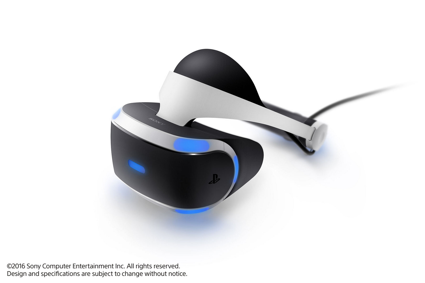 PS4 - PS VR headset