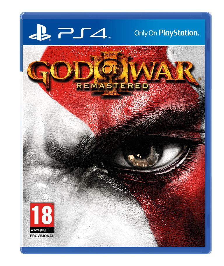 PS4 - God of War III Remastered