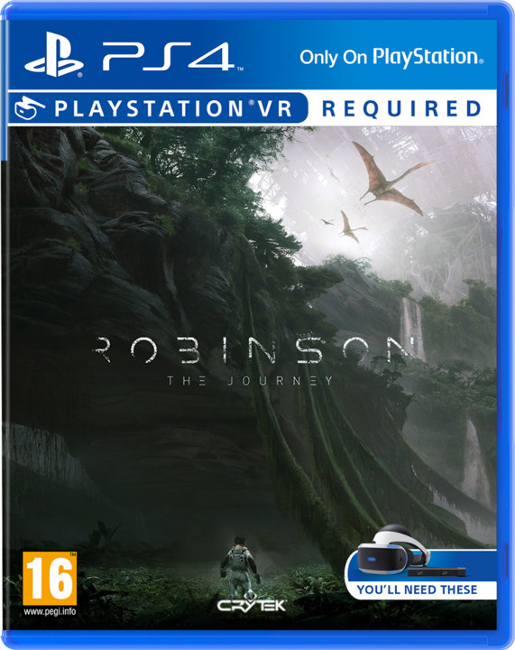 PS4 VR - Robinson: The Journey VR
