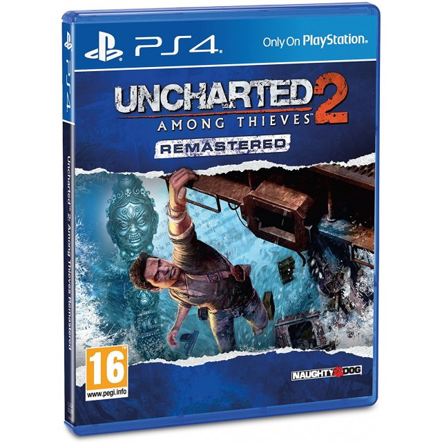 PS4 - Uncharted 2: Among Thieves