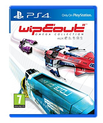 PS4 - WipEout Omega Collection - 7.6.