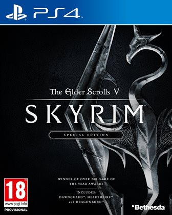 PS4 - The Elder Scrolls V: Skyrim Special Edition