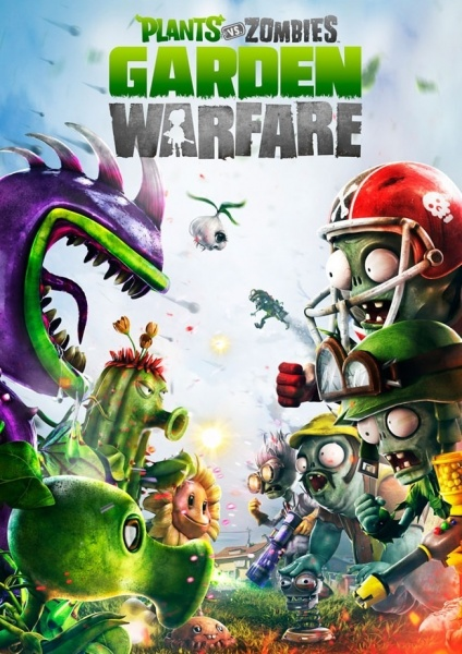 PC CD - Plants vs. Zombies: Garden Warfare