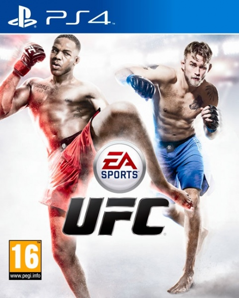 PS4 - Ultimate Fighting Championship