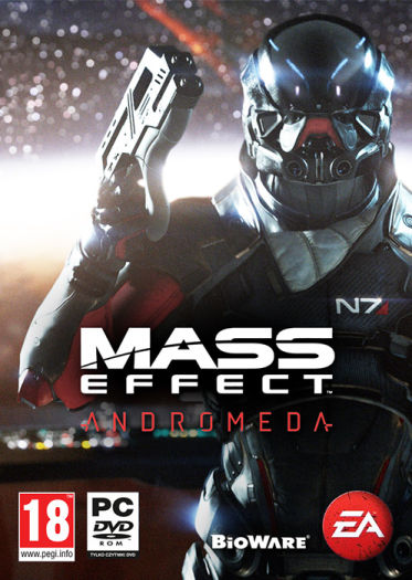PC CD - Mass Effect Andromeda - 23.3.2017