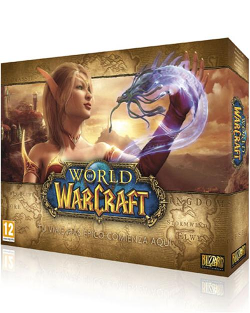 PC CD - WORLD OF WARCRAFT Battlechest (V5.0)