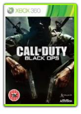 X360 - Call of Duty: Black Ops