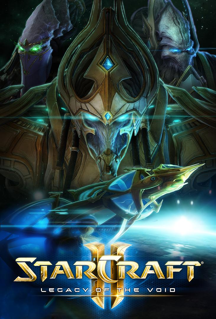 PC CD - StarCraft 2 - Legacy of the Void