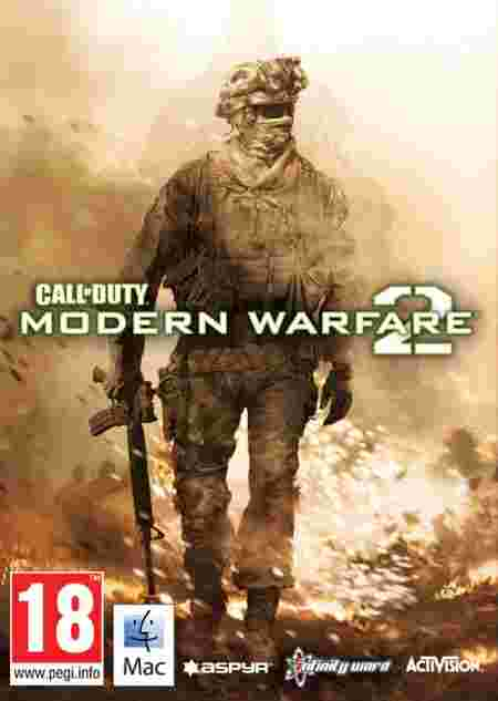 PC CD - Call of Duty: Modern Warfare 2