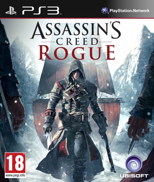 PS3 - Assassins Creed: Rogue